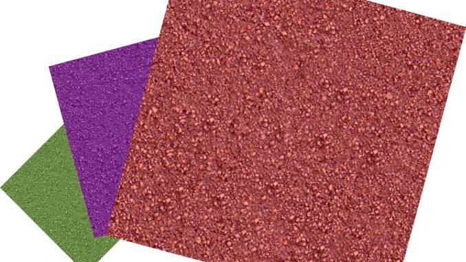 Schleifpapier für das Schleifen und Polieren von Epoxidharz